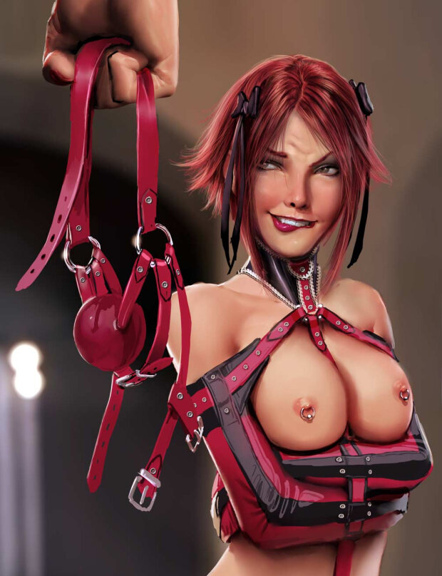Hot bdsm anime porn picture