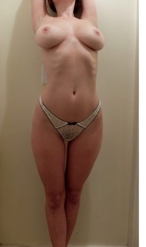 A Goddess Wearing Panties