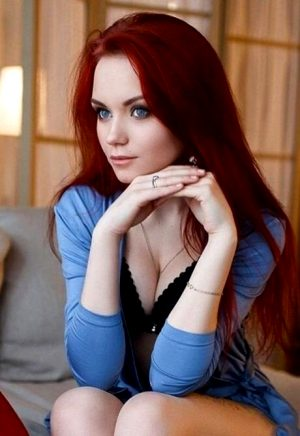 Adorable red
