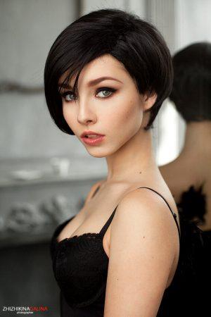 Alisa Tarasenko by Galina Zhizhikina
