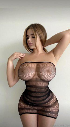 Anastasiya Kvitko Nude Seethrough