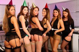 Anyone wanna party?