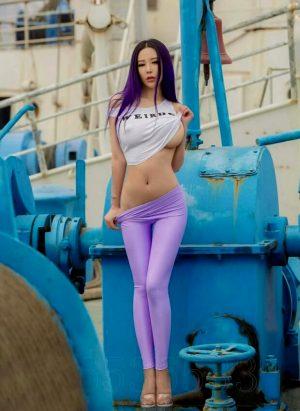 asian non nude
