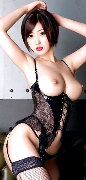 Asian with fantastic tits