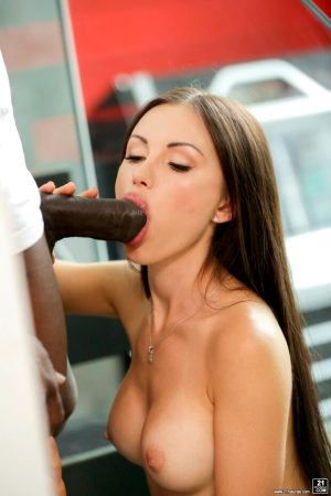 Babes are drawn to the BbBC (big bad black cock) like flies to honey …or sh t