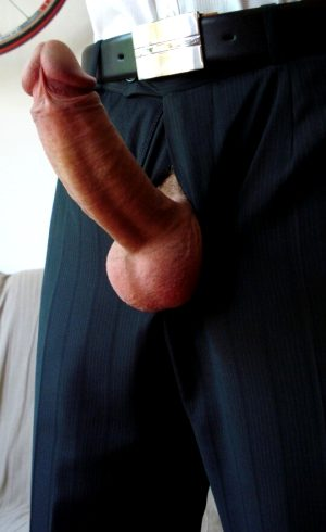 Beautiful Smooth Succulent COCK