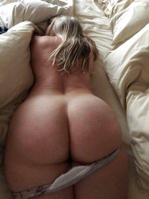 Big chubby ass