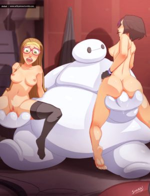 Big Hero 6! by SillyGirl