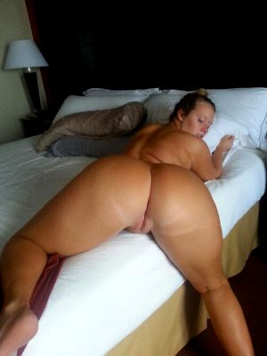 Big sexy ass and tight wet pussy
