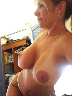 Busty Sexy Mom