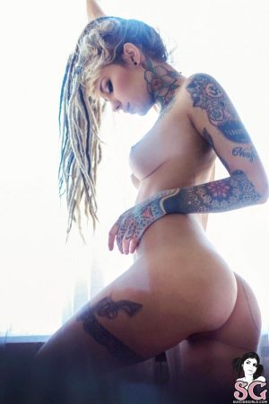 Fishball Suicide – White Nymph 2