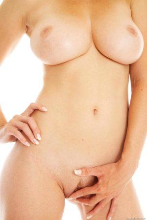 Girl with amazing body