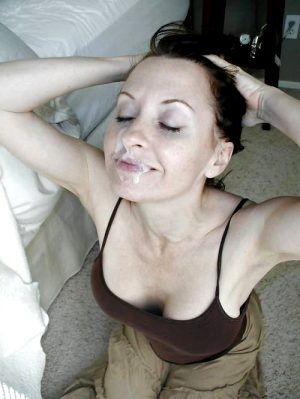 Glamorous blowjob collection by 'Hot facial cumshot'