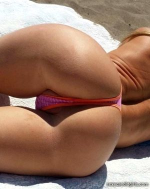Great Pussy Beach Thong