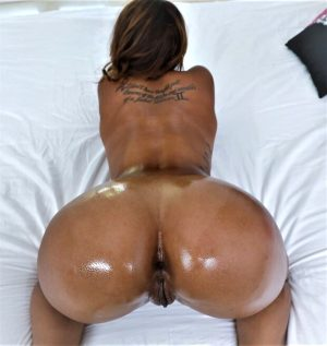 hot ebony ass