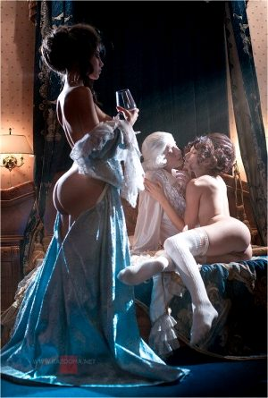 Hot threesome pic