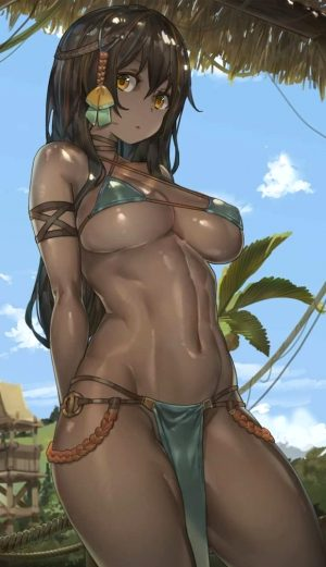 Hottie hentai indigen
