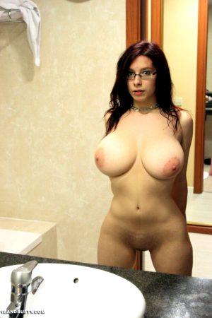 Huge emo tits