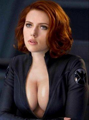 If only Scarlett Johansson….