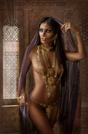 Indian goddess