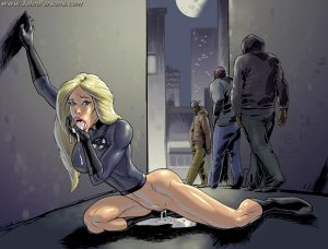 Invisible Woman… I seeeee you