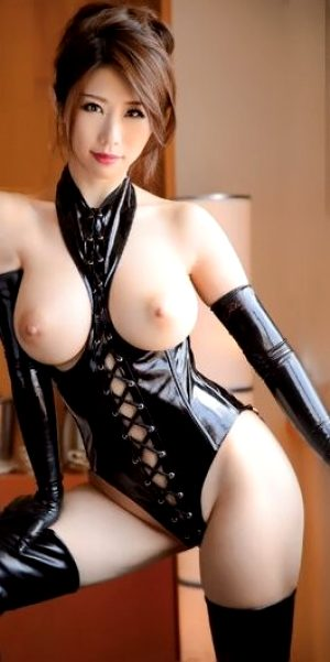 Lovely bdsm ready babe