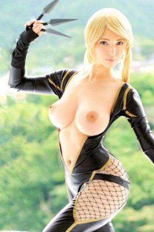 lovely shinobi tits