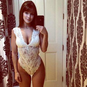 Milf selfie lingerie