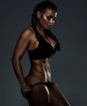 Perfect athletic body