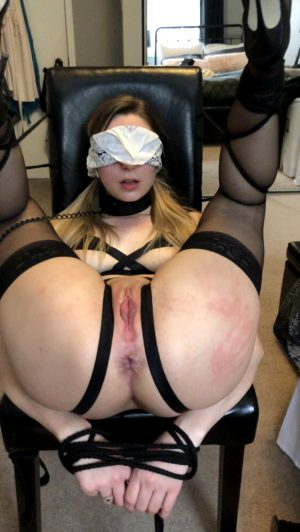 ready for punishment