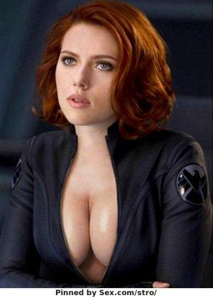 Scarlett Johansson's boobs