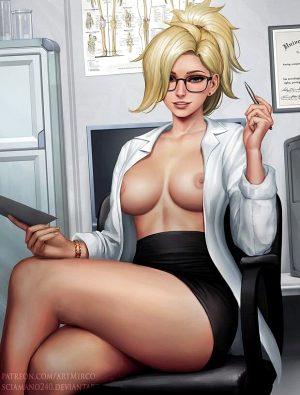 secretaria hentai noviembre 2017