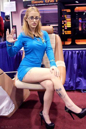 Star Trek Babe
