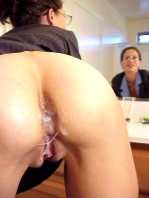 Sticky Creampie