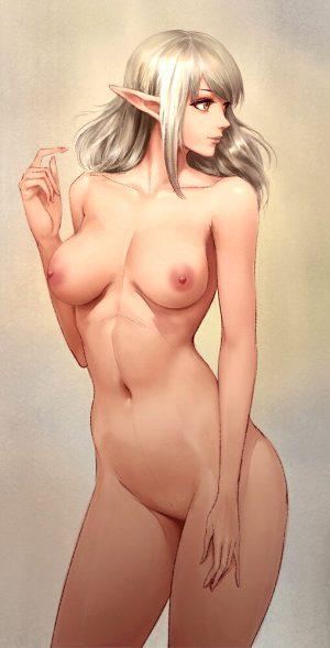 super perfect body shape