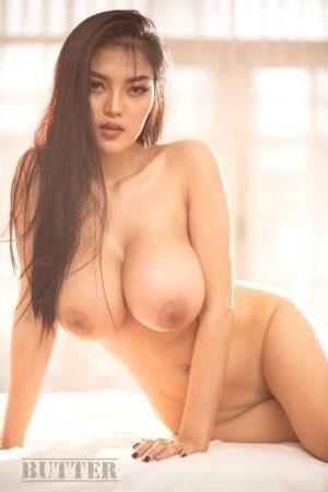thai bombshell faii orapun