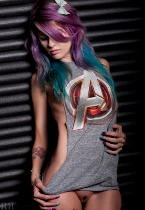 That's a great avenger