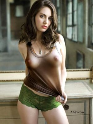 the amazing Alison Brie