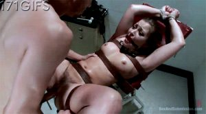 Tied up. Dani Daniels | Sex and Submission