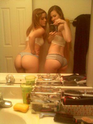 Top shelf ass