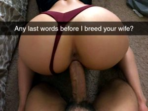 Your Wife is Getting FUCKED!